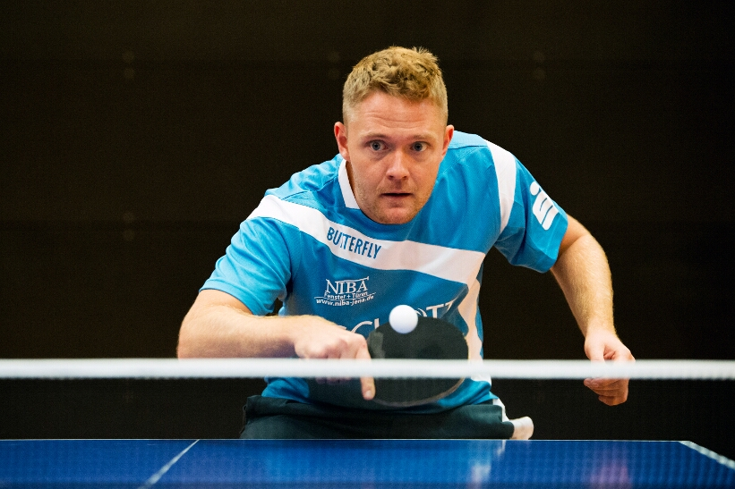Frantisek Placek war mit 2 Einzelsiegen erfolgreichster Jenaer!