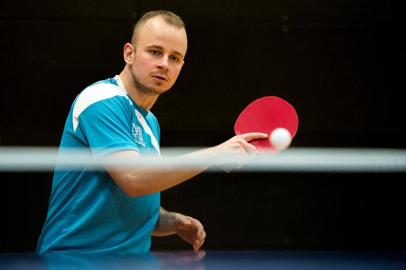 Roman Rezetka tritt mit der Ersten am Sonntag beim Tabellenführer an!