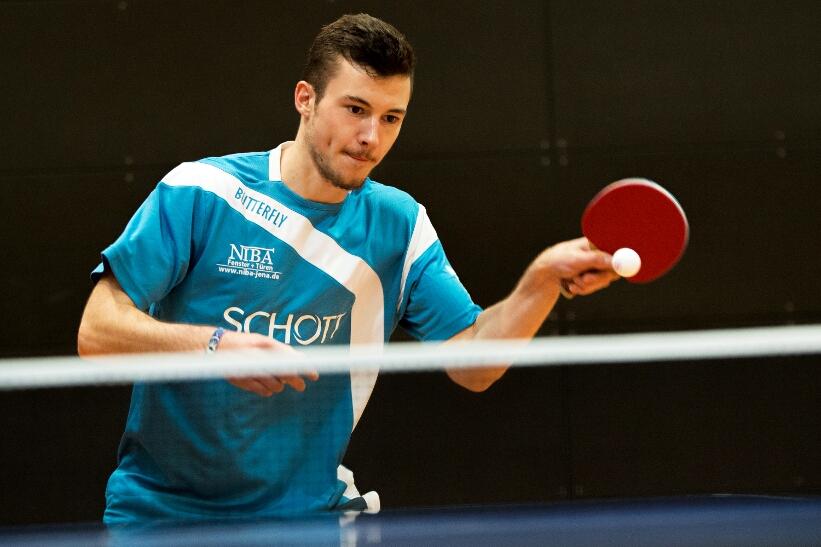 Leonard Süß ist am Wochenende in Bad Blankenburg am Start!