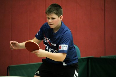 Lukas Lautsch siegte bei der Jugend!