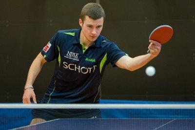 Leonard Süß siegte beim Thüringer Ranglistenturnier!