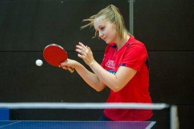 Sophie Schädlich gewann 2 Einzel  und 2 Doppel!