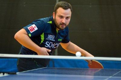 Auch der Einzelsieg von Marko Petkov gegen Erik Schreyer konnte die Niederlage nicht abwenden!