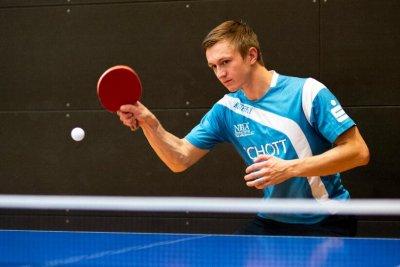 Philip Schädlich gewann zwei Einzel!