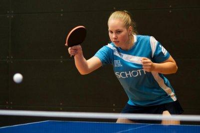 Margarita Tischenko gewann 3 Einzel in Wombach!