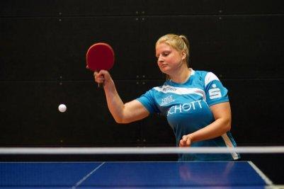 2,5 Punkte von Martina Adamekova genügten nicht, um Chemnitz Paroli zu bieten!