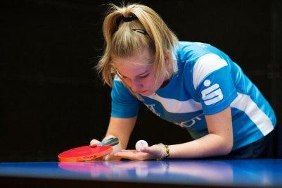 Katharina Bondarenko-Getz gewann erstmals die Damenrangliste!