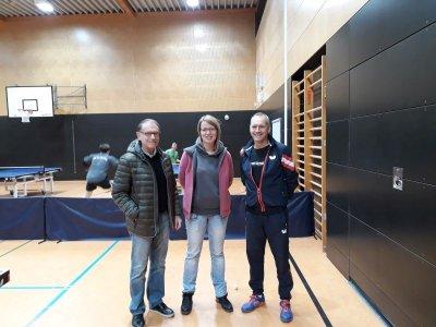 Jochen Leiss, Evelyn Simon und Ralf Hamrik (v.l.)