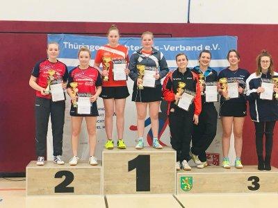 Kata Bondarenko-Getz und Margarita Tischenko siegten ebenso wie