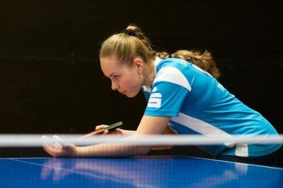 Margarita Tischenko schlägt am Wochenende bei den Mitteldeutschen auf!