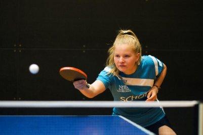 Kata gewann die Mitteldeutschen Meisterschaften der Mädchen!