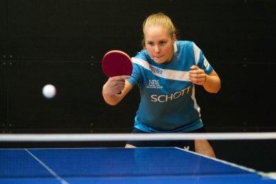 Margarita Tischenko war am Wochenende erfolgreichste Spielerin ihres Teams!
