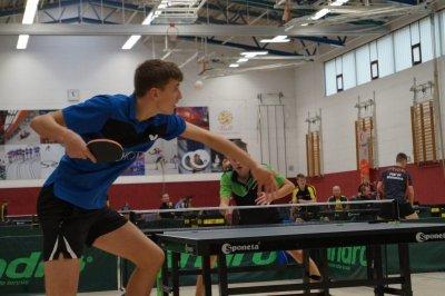 Alexander Mrowka geht bei der Jugend an den Start!