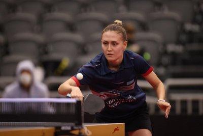 Anastassiya Lavrova startet in Doha!